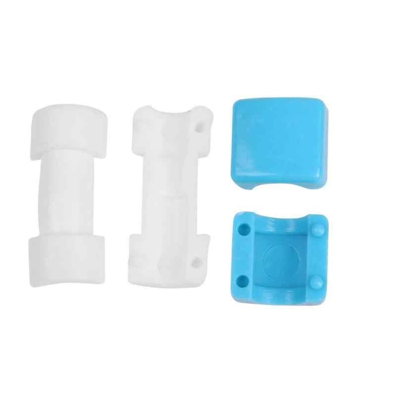 1 Protector de Cable USB Protector de auriculares Protección de Cable cubierta de Cable 8 pines Color aleatorio datos Cable de carga funda protectora caliente