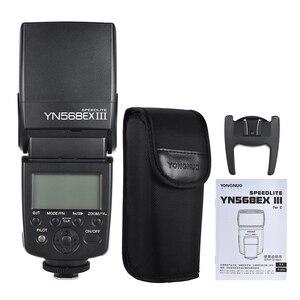 Image 5 - Беспроводная вспышка YONGNUO YN568EX III speediii TTL HSS для камеры Canon DSLR