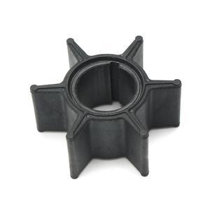 Рабочее колесо водяного насоса для лодочного мотора Tohatsu & Mercury 25/30/40hp 345-65021-0/18-8923 Black Rubber 6 лопастей