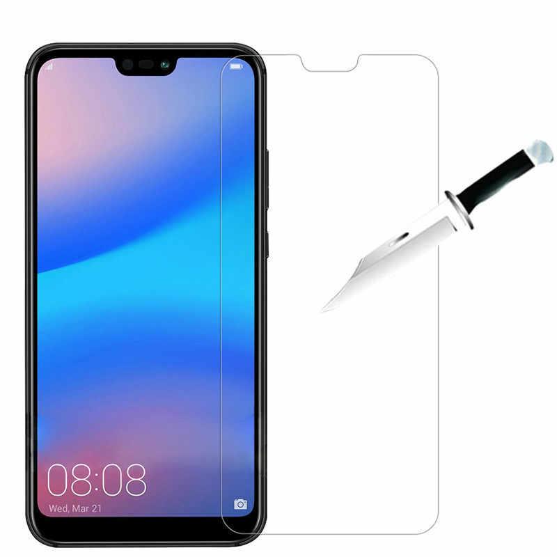 9H Pelindung Layar Kaca untuk Kehormatan 7 8 9 Film untuk Huawei P20 Lite Mate 20 PRO Kaca P smart P9 Lite 2017 Kaca Tempered Glass