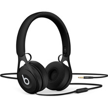 Beats EP Headphones 3.5mm Wired On Ear Headset Stereo Music Earphone Enhanced Bass Line Control with Mic Noise Isolation(China)