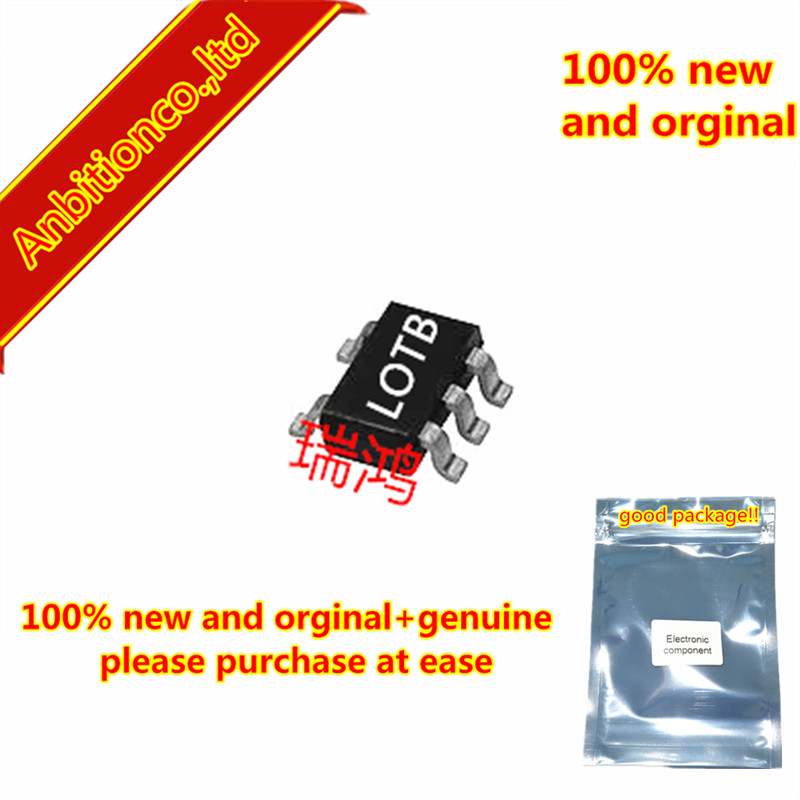 10pcs 100% New And Orginal LP2985IM5X-4.0 Silk-screen LOTB L0TB Micropower 150 MA Low-Noise Ultra Low-Dropout Regulatin Stock
