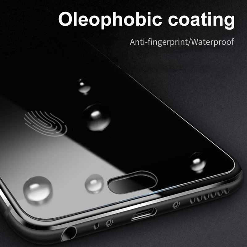 De alta calidad de vidrio templado para Samsung Galaxy S3 S4 S5 S6 A3 A5 J3 J5 2015 de 2016 gran primer Protector de pantalla HD película protectora
