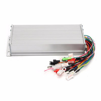 Electric Bicycle Brushless Motor Controller 48V 1500W 18 Fets For E bike&Scooter High Quality