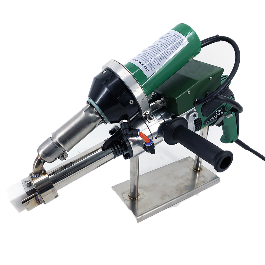 medium resolution of hand held plastic extrusion welder plastic welding extruder pipe welding machine