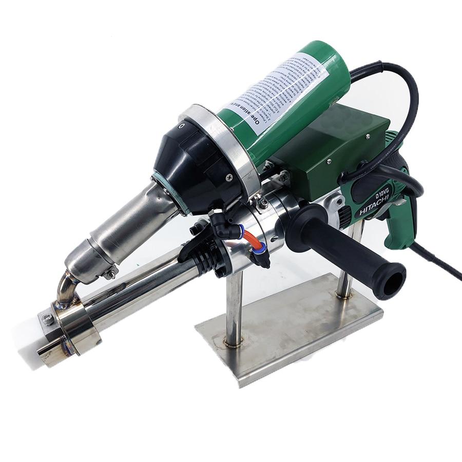hight resolution of hand held plastic extrusion welder plastic welding extruder pipe welding machine