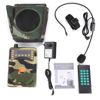 Hunting Decoy Calls Electronic Bird Caller Camouflage 48W Electric Hunting Decoy Speaker MP3 Speaker Remote Controller Kit