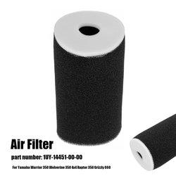Filtr powietrza z pianki szyi dla Yamaha 350 Wolverine 350 4x4 Raptor 350 Grizzly 660 Repalce OEM 1UY 14451 00 00|Rury i układy wydechowe|   -