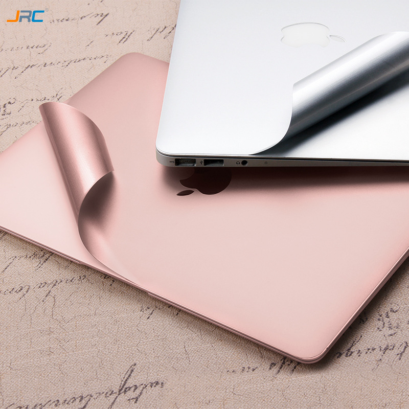 laptop Shell Protector film for Macbook Air Pro Retina touch bar 12 13 15 Notebook 3M Fuselage Sticker Three piece suit.