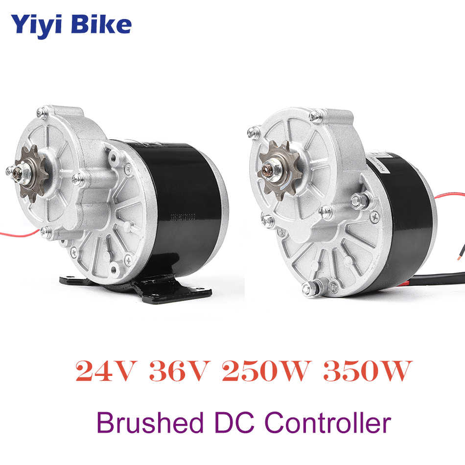 Electric Scooter 250w 350w 24v 36v 48v Dc Brushless Speed Manual Guide