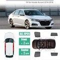 Боковые окна магнитный солнцезащитный козырек Защита от УФ лучей Блокировка сетка козырек подходит для Honda Accord 2014-2018