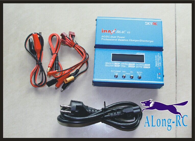 SKYRC iMAX B6AC V2 Professional Balance Charger / / Discharger for RC Battery Ch