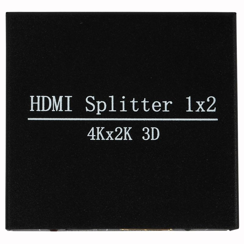 Image 5 - 30Hz Uhd 4Kx2K Hdmi 2.0 Splitter 1X2 Support Hdcp 1.4 3D Hdmi Splitter 2.0 1 Input 2 Output Switch Box For Ps4 Blu Ray Dvd Hdt-in AC/DC Adapters from Consumer Electronics