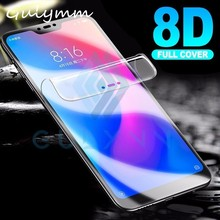Soft Hydrogel Film For Xiaomi F1 Play Redmi 4X Note 5 6 7 Pro Protective 5A Plus 8D Screen Protector