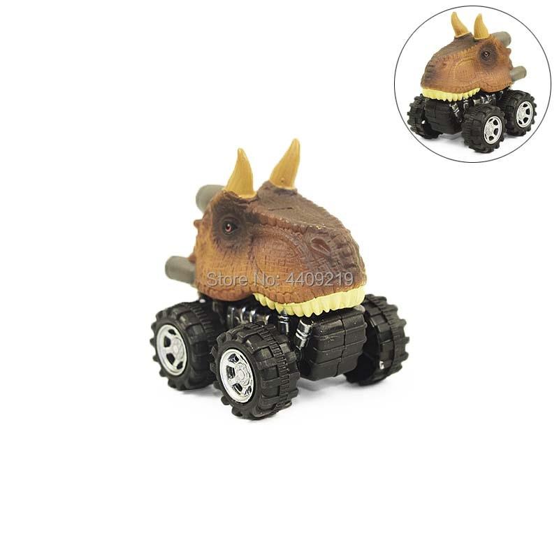 6 stilova dinosaura Tyrannosaurus Tatankacephalus Dilophosaurus - Dječja i igračka vozila - Foto 5