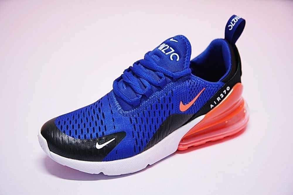 Nike Air Max 270 Original zapatos de mujer zapatos deportivos al aire libre zapatillas transpirable de deporte # AH8050