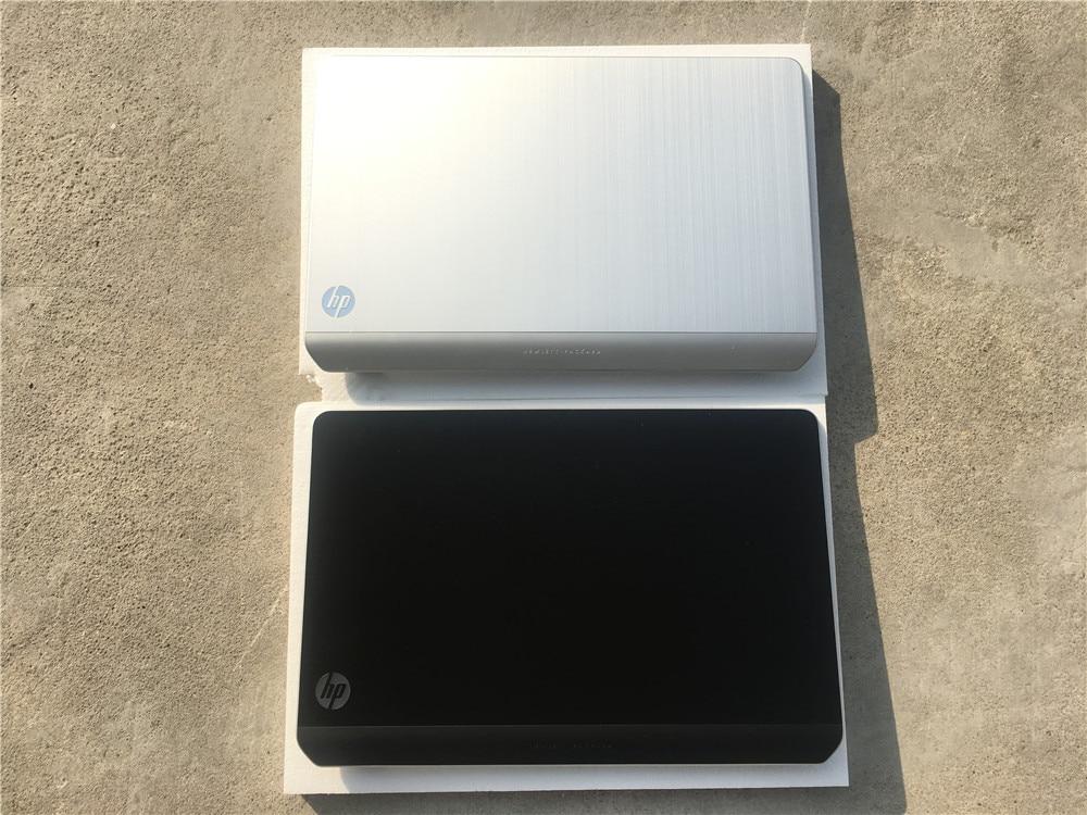 For HP ENVY DV7-7000 Laptop LCD Cover Rear Lid Back Case Black/Silver Shell 681969-001