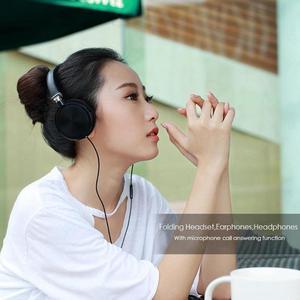 Image 2 - אוזניות משחקי אוזניות Wired סטריאו העמוק בס אוזניות אוזניות עם מיקרופון מחשב סטריאו משחקים עבור מחשב טלפון