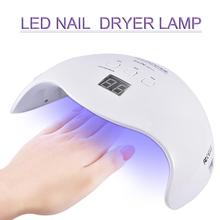 Get more info on the 48W LED Nail Dryer UV Curing Professionally  For All Gel Nails Toe Nail Auto On/Off Sensor Upgraded with 3 Timer 21pcs led light
