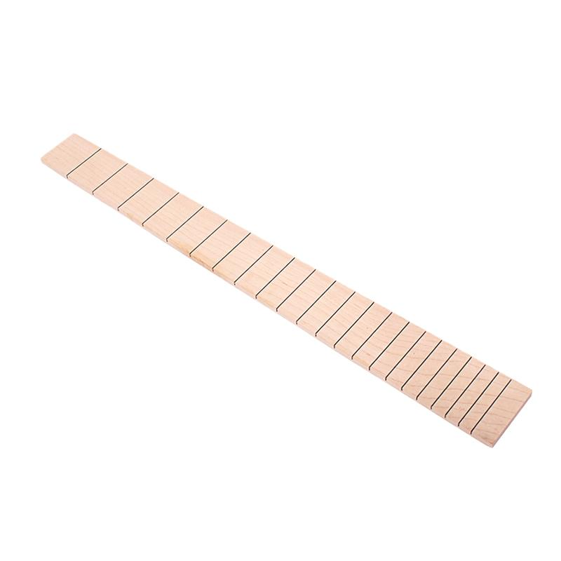 Responsible 1pc Ukulele Fingerboard High Quality Durable Replacement Premium Maple Wood Ukulele Fretboard Ukulele Accessory Rich In Poetic And Pictorial Splendor Sports & Entertainment Guitar Parts & Accessories