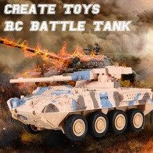 Rc Танк 8021 40 МГц RC боевой пульт дистанционного управления RC игрушки для детей мальчиков рождественские подарки