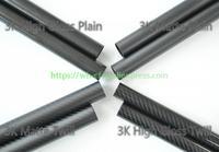 3k Carbon Fiber Tube x 1000mm OD 30mm 32mm 33mm 34mm 35mm 36mm 38mm 40mm 42mm 44 45mm 46mm 48 50mm 55 60mm with 100% full carbon