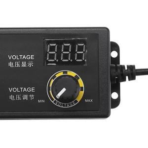 Image 5 - CLAITE KJS 1509 3 12V 5A Power Adapter AC/DC Adapter Adjustable Voltage Adapter LED Display Switching Power Supply