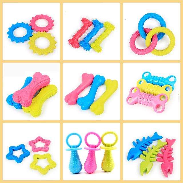 Pet Chew Toy Set 8