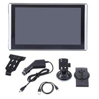 7 Inch HD Portable Touch Screen Car Navigator 256MB 8GB FM GPS Navigation Universal for Automobiles trucks ambulances buses taxi