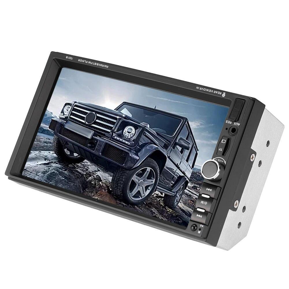 Tragbares Audio & Video Gastfreundlich 7-zoll 2 Din Auto Mp5 Player Unterstützung Wifi Fm Radio Wireless Multimedia Bluetooth 4,0 U Disk/tf /usb/fm/aux Für Android Heißer Verkauf StraßEnpreis Unterhaltungselektronik