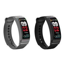 Умный вызов Мульти спортивный браслет Bluetooth гарнитура с кровяным давлением монитор шагомер часы группа с шагом счетчик калорий
