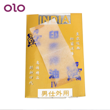 OLO 2pcs/set Indian God Oil Wipes Sexual Wet Tissue Time Delay Ejaculation Delay Wipes Sex Toys for Men Erotic Adult Products