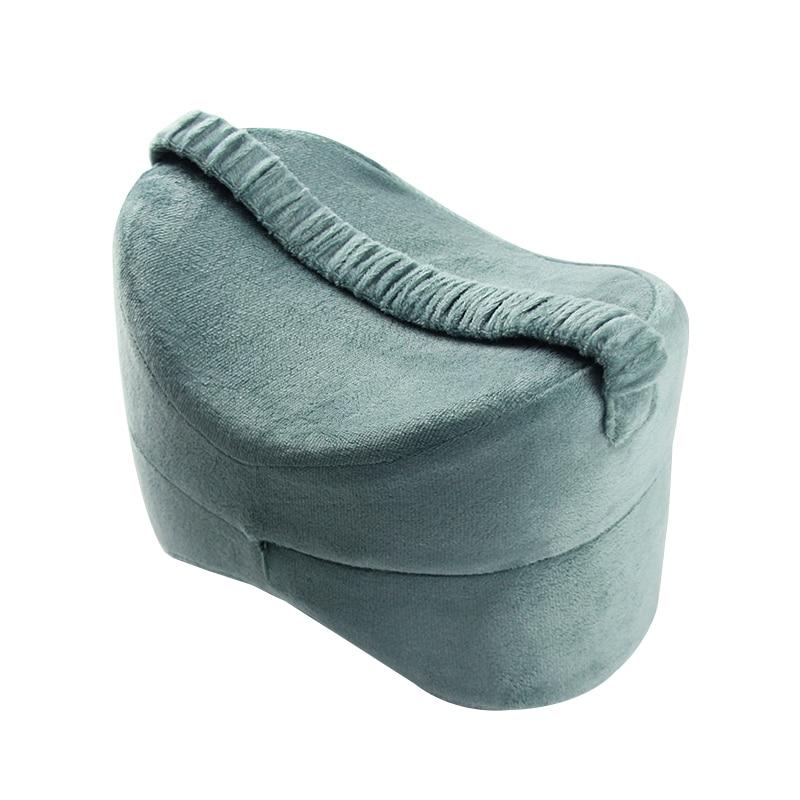Knee Pillow Foam Leg Cushion Portable Side Sleeper Nap Pad Travel Accessories