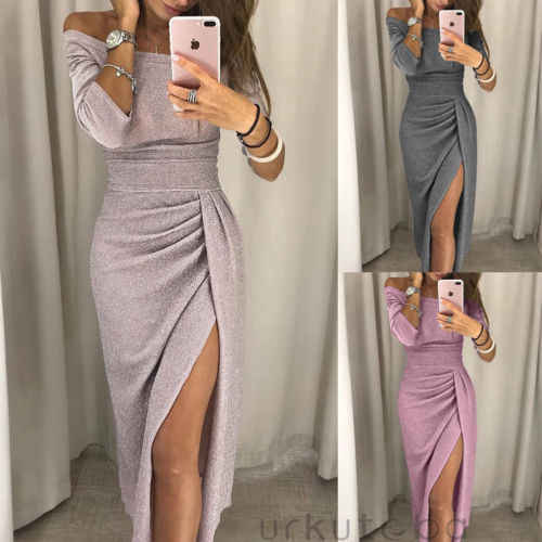 8cd894dab128e Detail Feedback Questions about Fashion Newly Women Off Shoulder ...