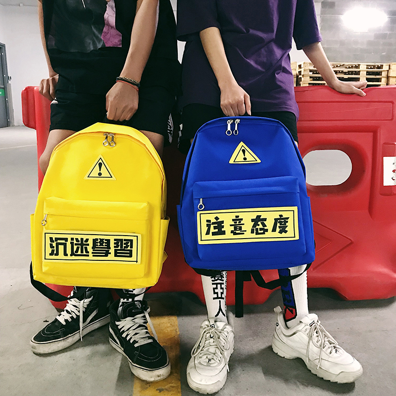 Woman Fashion Backpack Schoolbag Women Oxford Bag High Middle School Student Both Shoulders Bag Backpacks Bags Girls Teenagers in Backpacks from Luggage Bags