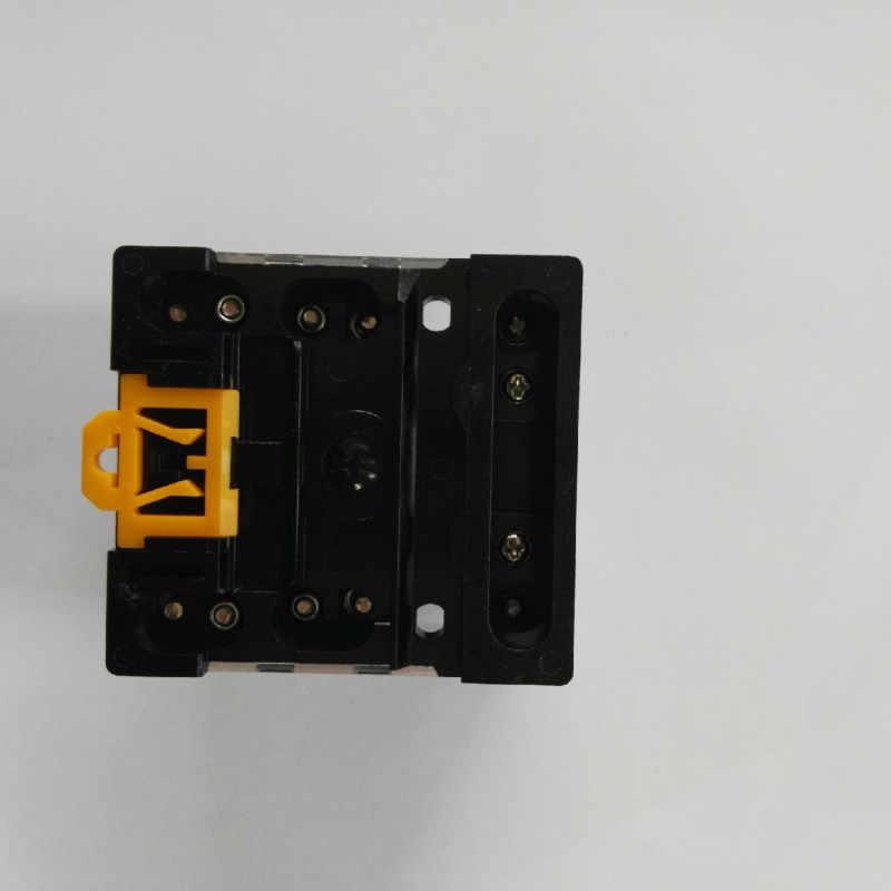 Gümüş nokta Jqx - 62f / 2h yüksek güç 100a röle 80A olacak elektrik akımı 2 normalde açık 12V DC24V AC220V