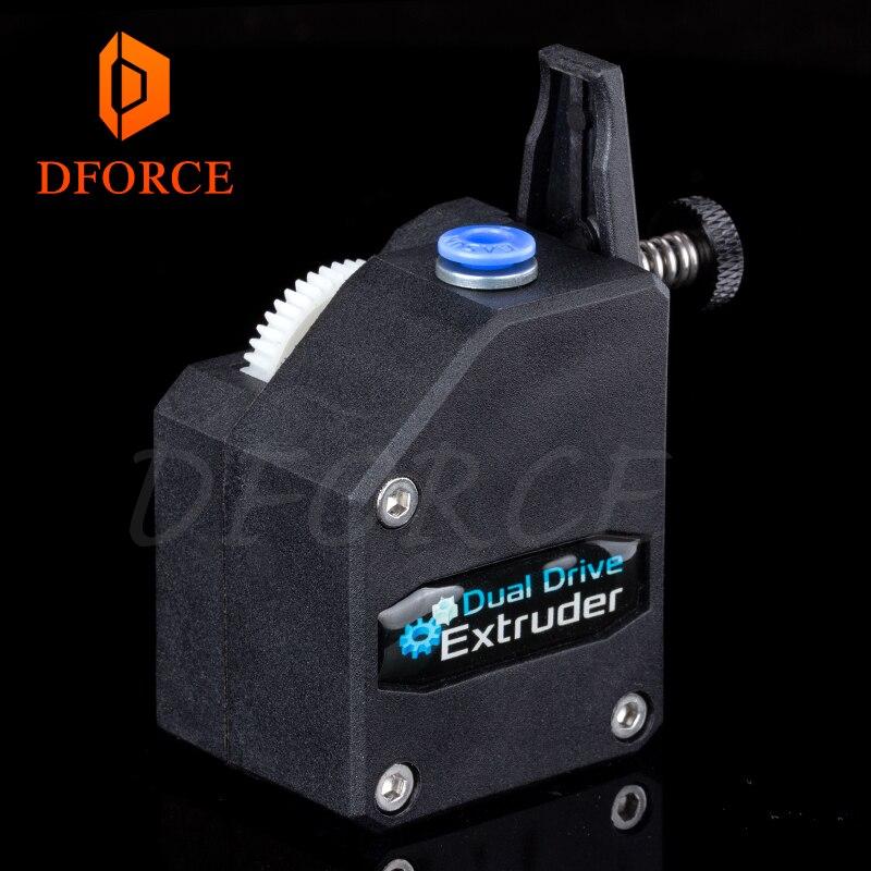 Dual Drive Extrusora para impressora 3d impressora de Alto desempenho para 3D