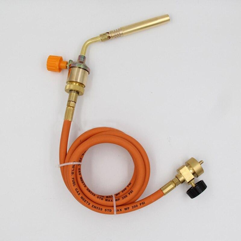 1 * Mapp Oxygen-free Welding Torch Welding Tool Copper Spray Torch W/ Hose 20191 * Mapp Oxygen-free Welding Torch Welding Tool Copper Spray Torch W/ Hose 2019