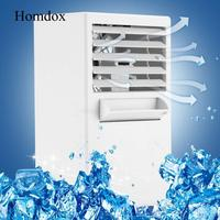 Mini Electric Air Conditioning Fan Desktop Cooling Fan for Home office Cooling Summer Hot Day