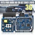 Волоконно-оптический мультимедийный усилитель мощности плата 3G 2G для AUDI A6 C6 Q7 2007 2008 2009 2010 2011 2012 2013 2014 2015 # 4L0035223E