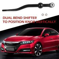 Dupla Curva rápida Shifter de lançamento Curto Para Civic CRX Integra MT Corridas De Curto Alcance Shifter com Junta|Modific.| |  -