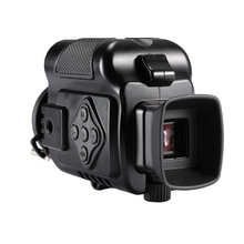 P4 Digital Infrared Night Vision Monocular Mini Sport Action Cameras 5X zoom Day Night Vision Video Camcorder Telescope Optics