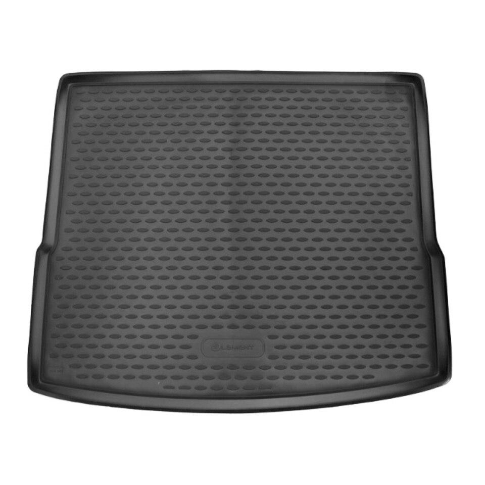 Per BMW X1 F48 2015-2019 nero bagagliaio di un'auto stuoia Elemento ELEMENT0543B13