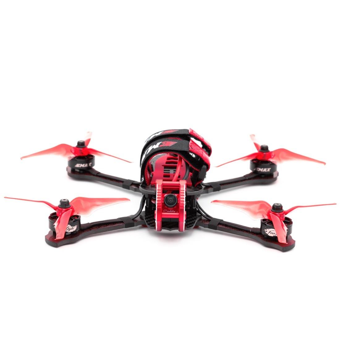 Emax الطنانة 245 مللي متر F4 1700KV 5 بوصة 1700KV 5 6 S/2400KV 4 S FPV سباق كاميرا طائرة دون طيار PNP/BNF w XM + استقبال ل حرة Quadcopter-في قطع غيار وملحقات من الألعاب والهوايات على  مجموعة 3