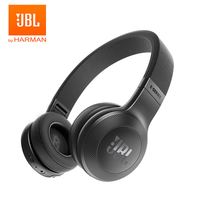 Original JBL E45BT Wireless & Wired Bluetooth Headphones Foldable On Ear Headset Pure Bass Music Earphone AUX IN with Mic