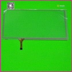 Nowy dla AVH-P5700DVD kompatybilny 6.2 cal 063020 4 linie odporność na ekran dotykowy panel long life książka do darmowa wysyłka