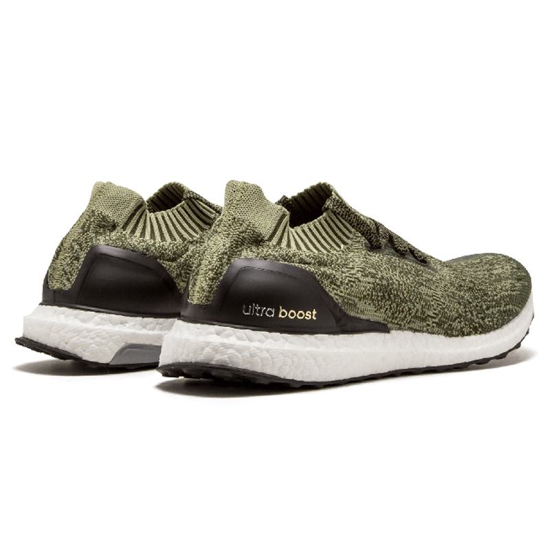 8a4f242f9f43bb Adidas Ultra BOOST Uncaged Original Men Running Shoes Sports Outdoor Army  Green Lightweight Breathable Sneakers  BB3901-in Running Shoes from Sports  ...