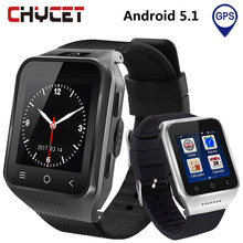 ZGPAX S8 Plus Bluetooth Smart Watch Android 5.1 With Wifi Camera 3G Sim Card Smartwatch GPS Tracker Men Women For Android Phone