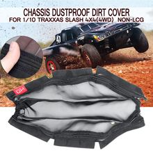 Protective Chassis Dirt Dust Resist Guard Cover for 1/10 Traxxas SLASH 4x4(4WD) Non-LCG Rc