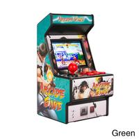 Mini arcade handheld game console classic retro game console 16 bit console new street childhood memory overlord family arcade